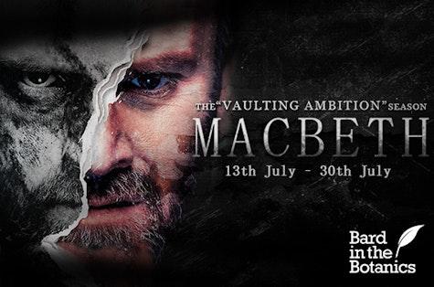 Bard in the Botanics – Macbeth