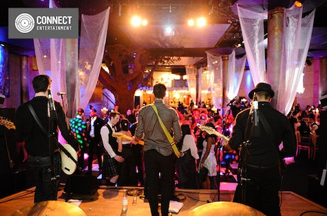 WEST Brewery/Connect Entertainment wedding band showcase