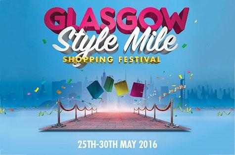 Glasgow Style Mile Shopping Festival