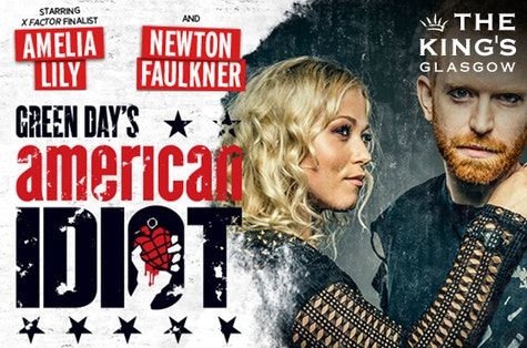 American Idiot, King's Theatre