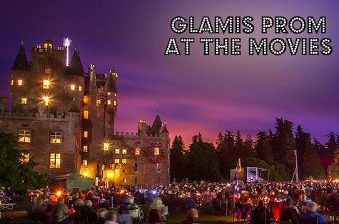 Glamis Prom, 5* Glamis Castle