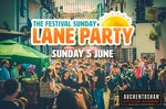 Festival Sunday Lane Party, West End