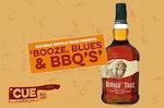 Booze, Blues & BBQs at Cue BBQ
