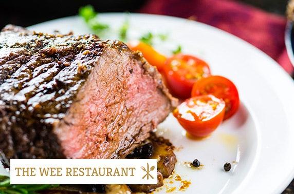 January restaurant deals in edinburgh