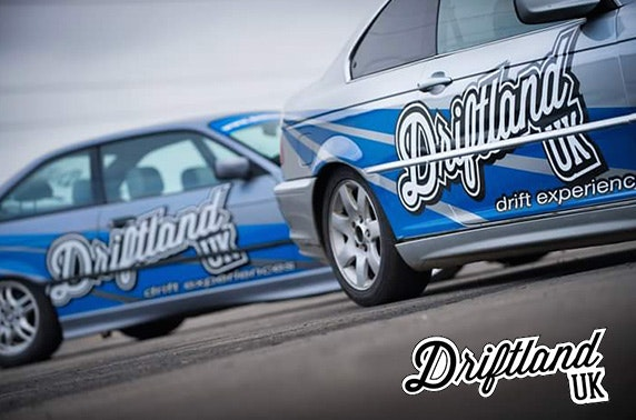 Driftland car racing day