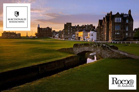 St Andrews Hotel Deals