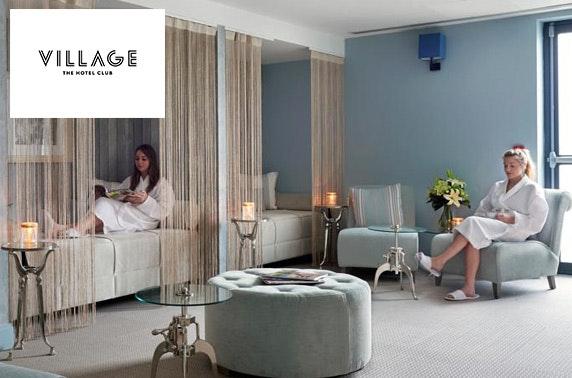 Village spa treatments itison for Aberdeen beauty salon