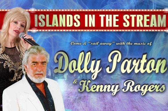 Islands In The Stream, the Dolly Parton & Kenny Rogers ...