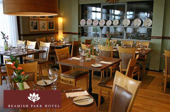 Beamish Park Hotel stay