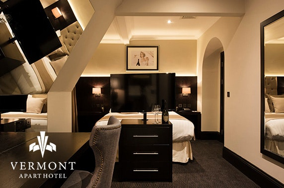 Luxury apartment at the Quayside - valid until Nov