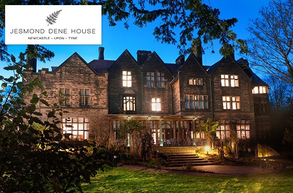 Jesmond dene house romantic foodie getaway itison - What houses romanians prefer ...