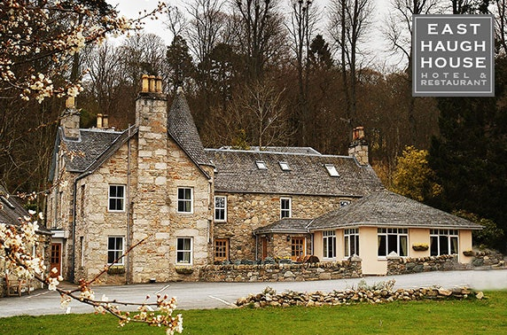 4* Romantic Pitlochry break