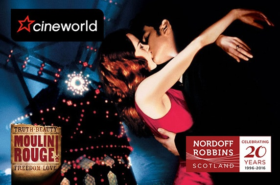 Moulin Rouge! at Cineworld Silverburn: inc live Q&A with Craig Armstrong, the film's composer