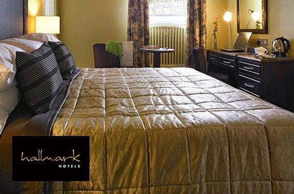 4* Hallmark Hotel Carlisle DBB