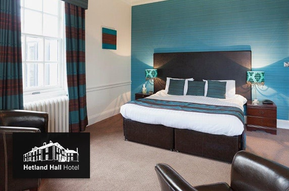 Hetland Hall DBB, Dumfries - £69