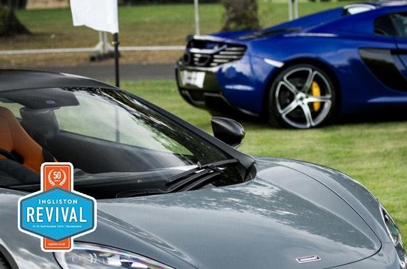 Car Show Ingliston May
