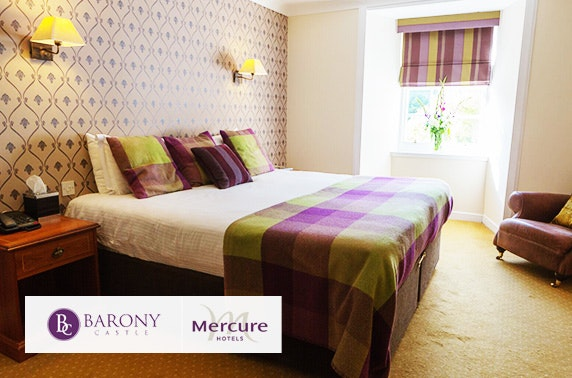 Mercure Peebles Barony Castle DBB