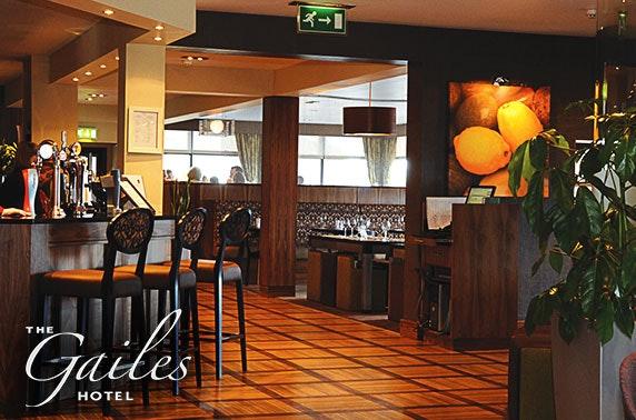 4* Gailes Hotel dining
