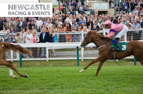 Newcastle Racecourse tickets