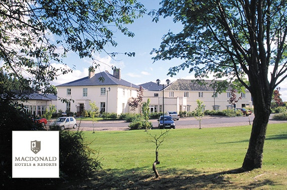 Crutherland House stay - valid 7 days