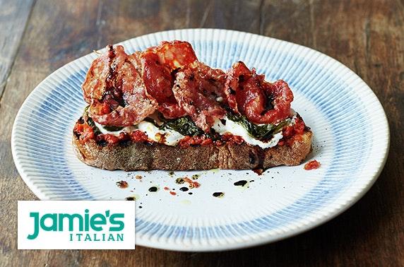 Jamie's Italian dining