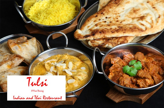 Tulsi Indian & Thai dining