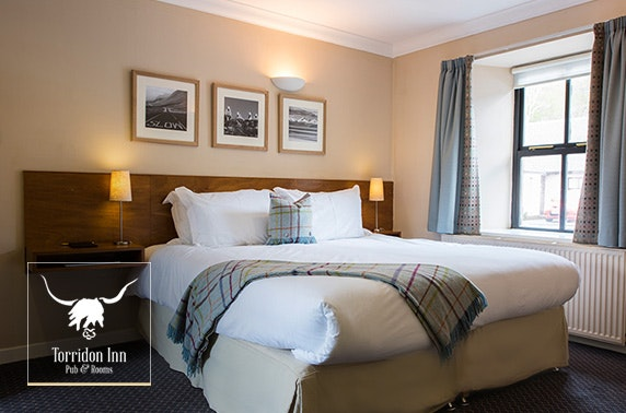 4* The Torridon Inn stay