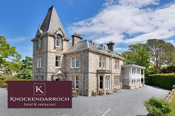 Knockendarroch DBB, Pitlochry