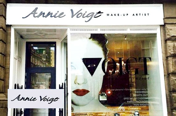 Annie Voigt make up, City Centre