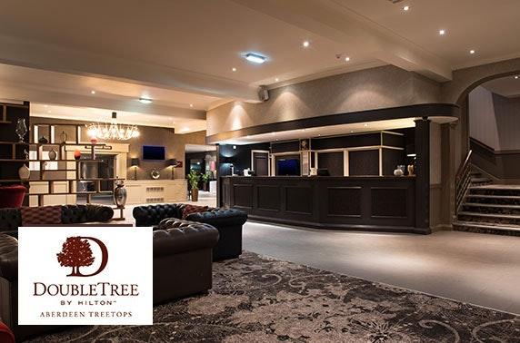 4* Doubletree by Hilton Aberdeen Treetops stay