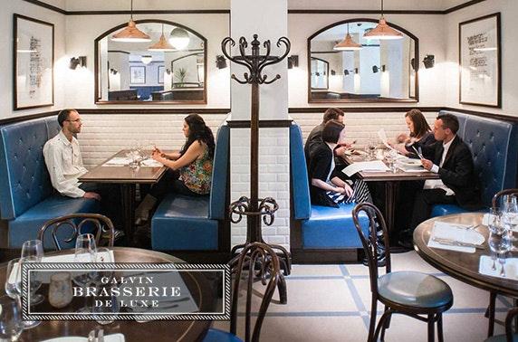 Galvin Brasserie dining & wine