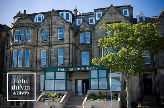 4* Hotel du Vin St Andrews dinner & wine