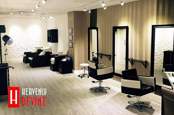 Heavenly Devine Beauty Salon City Centre Itison