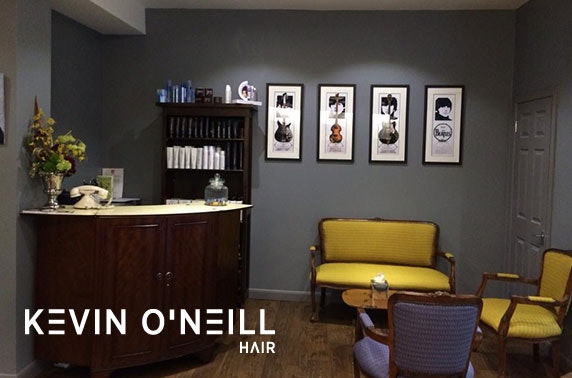 Kevin O'Neill Hair, Merchant City