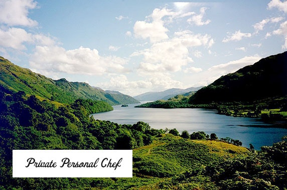 Private Loch Lomond Cruise with seafood & Prosecco - £69