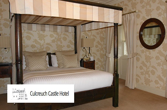 Culcreuch Castle Hotel stay