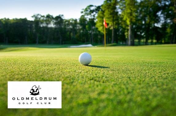 Oldmeldrum Golf Club
