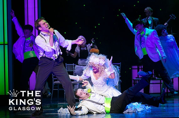 The Wedding Singer Kings Theatre Itison