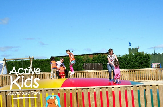 Active Kids Adventure Park tickets