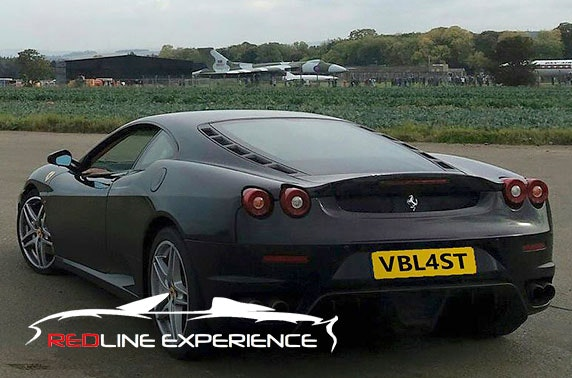 Supercar Passenger Or Driving Experience East Fortune Airfield