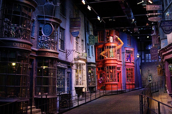 Harry Potter studio tour & hotel