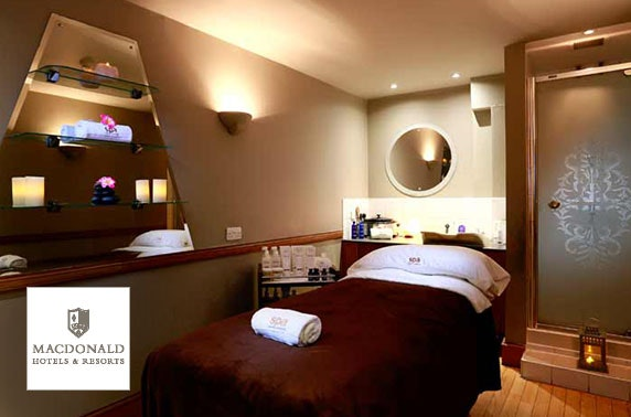 Marine Hotel Troon Spa Day Deal