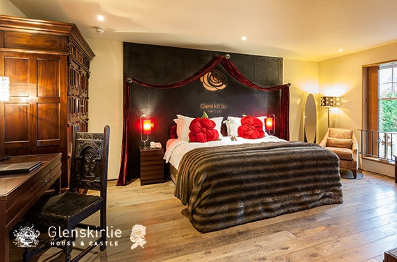 Glenskirlie Castle stay