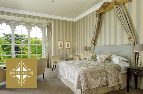 5* Mar Hall luxury suite stay