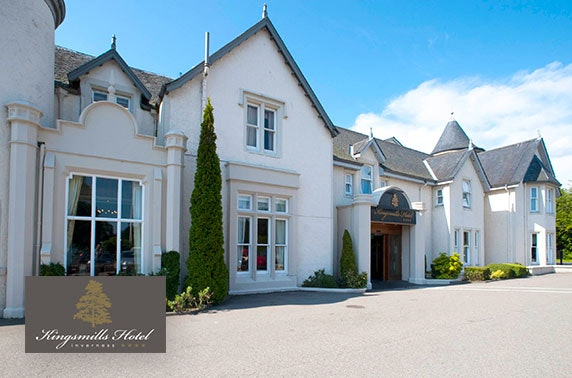 Luxury 4* Inverness getaway