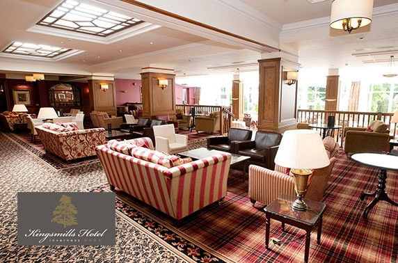 4* Kingsmills Hotel stay, Inverness