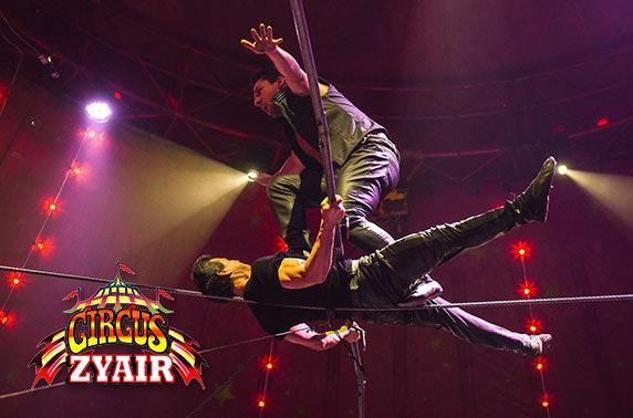 Circus Zyair, Banchory