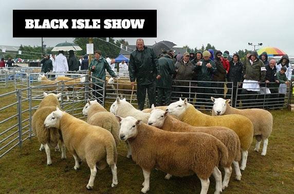 Black Isle Show tickets, Muir of Ord