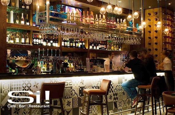 Si! Café:Bar:Restaurant, Irvine