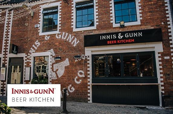 Innis Gunn Beer Kitchen Dining Ashton Lane